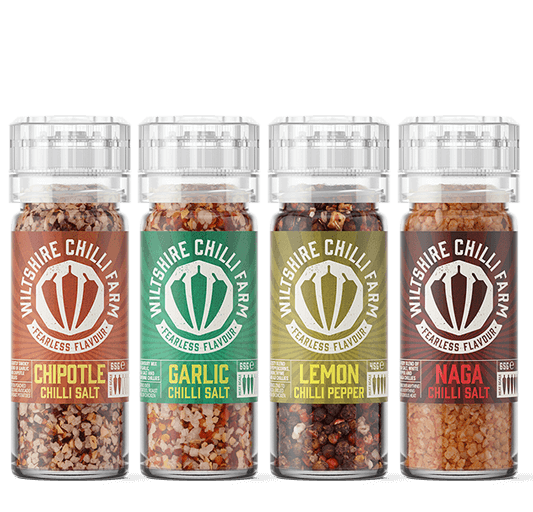 Wiltshire Chilli Farm's Spice Grinders